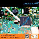 Swab de algodão industrial sem pó para limpeza de componentes eletrônicos com SGS