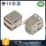 Rj Connector USB Connector Doub; E conector USB
