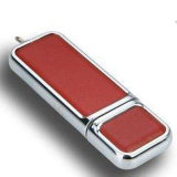 1GB USB Flash Drive 64GB Leather USB Stick