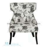 Estilo europeu de Jane que janta a cadeira com madeira contínua (2268C)