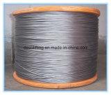 De Kabel van de Draad van het Roestvrij staal van de bouw 6*19 van China