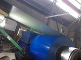 Le constructeur en acier de bobine de couleur/a enduit l'acier d'une première couche de peinture galvanisé Coil/PPGI/PPGL