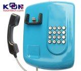 Teléfono público cárcel del teléfono de fábrica Teléfono reforzado Teléfono 4 Teléfono de marcación abreviada