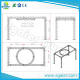 Pagoda Roof Truss Tower Truss para Lighting e Speakers