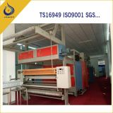 Singering Dyeing와 Woven Fabric를 위한 Finishing Machine