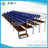 Qualität AluminiumBleach, Sports Events Outdoor Bleacher, University Sports Competition Groundstand Chairs