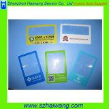 Magnifier Pocket de ampliação Hw-803 do cartão dos cartões do material plástico