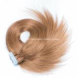 Capelli umani intatti di trama di estensione 1.5g dei capelli dell'unità di elaborazione 613# della pelle bionda del nastro