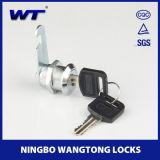 Bloqueo cilíndrico del clave principal de la aleación 20mm/25m m del cinc de la alta seguridad de Wangtong
