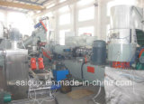 100-500kg/Hour pp. PET Pelleting Waste Plastic Pelleting Machine