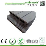 Natürlicher schauender China aufbereiteter Holz-LaminatWPC Decking-Fußboden