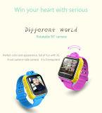 3G embroma GPS Smartwatch con el panel de tacto