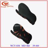 Сандалии Outsole сбывания сандалий людей единственные горячие для делать ботинки