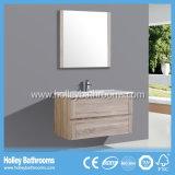 Il nero moderno del Governo di stanza da bagno del MDF di legno con vanità di memoria (BF111M)