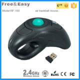 Trackball de gama alta Scanner Ergonomic Wireless Fly Air Mouse para Android