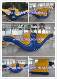 膨脹可能な水おもちゃの膨脹可能なシーソーの膨脹可能なよろめきの膨脹可能なTeeterboardの膨脹可能な回転スライドのおもちゃ(RA-1010)
