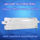 Aire caliente SMT Línea / Controlador horno de reflujo Asamblea