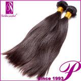 卸し売りペルーの毛の織り方は、引き分けのRemyの毛のよこ糸を倍増する
