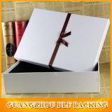 Cadre cosmétique de papier estampé chaud de luxe (BLF-PBO027)