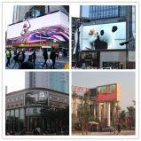 P6 mur de vidéo de la publicité extérieure LED