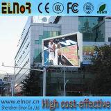 Доска экрана рекламировать экрана напольная СИД P20 большая цифров видео-