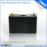 Perseguidor do GPS com sensor do combustível
