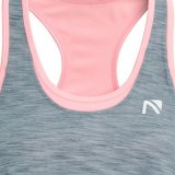 WomenのためのポリエステルActive Wear Wholesale Running Singlet