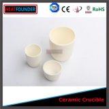 Crisol de cerámica del uso del laboratorio para la venta