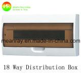 Tipo caixa da montagem da parede de distribuição