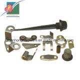 Филировать вырезывания Lathe CNC точности и поворачивая металлический лист формируя подвергать механической обработке с обслуживанием OEM (ZH-SP-031)