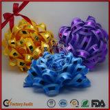 Proue d'étoile de scintillement de bande pour la décoration d'emballage