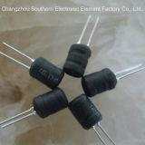 Inductor de la potencia de la bobina de estrangulación/inductor radial con RoHS