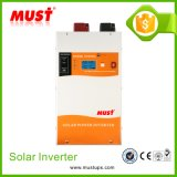 Inverseur solaire hybride d'onde sinusoïdale pure de haute performance