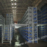 CE Multi -Layer Almacén de acero de almacenamiento en rack Mezzanine