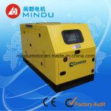 Охлаженный водой генератор дизеля двигателя 40kw Yuchai