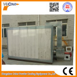 LPG Alloy Wheel Powder Coating Equipment pour Curing