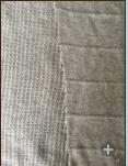 Suéter hecho punto 100%Cotton de las señoras