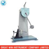 Appareil de contrôle de choc de machine de test de choc de talon/talon de chaussures (GW-025)