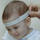 Tyvek Disposable Medical Paper Tape Measure für Measuring Baby Head