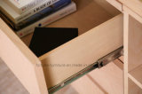 Poitrine laquée claire UV de placage en bois moderne de bouleau de 6 tiroirs (AD-FY-N1015C-LDG)