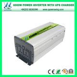 Bewegliche 6000W steuern Gebrauch-Aufladeeinheits-Inverter mit UPS-Funktion automatisch an (QW-M6000UPS)