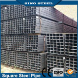Fabrik Price Zinc Coated Square Pipe/Q195-Q345 Black Square und Rectangle Steel Pipe