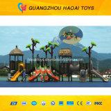 De Nieuwe OpenluchtSpeelplaats van uitstekende kwaliteit van het Vermaak van de Kinderen van het Ontwerp (a-15002)