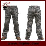 Airsoftの世代別2膝パッドのズボンが付いている戦術的な戦闘のズボン