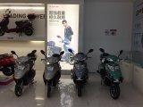 大きい貨物ボックスが付いている長距離Eのオートバイの電気オートバイ