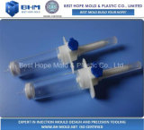 I.V. Drip Chamber Plastic Injection Mould para Medical Use