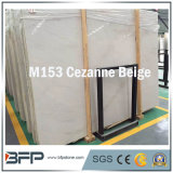 M153 Cezanneのインテリア・デザインのためのベージュ大理石の平板のタイル