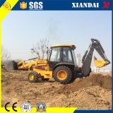 Digger를 가진 Offroad ATV 4 Wheel Drive Backhoe Loader