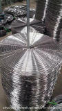 Предохранитель вентилятора электрического провода спирали нержавеющей стали крышки вентилятора круглый