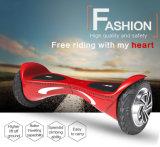 Populärer Schwerpunkt-Vorstand-elektrische stehende Roller-Samsung-Batterie Hoverboard Fertigung